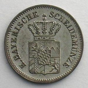 1 Kreuzer   1869    SUP