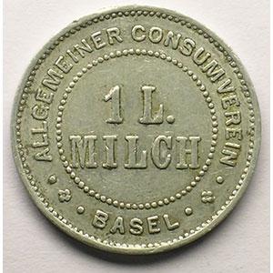 1 L. MILCH   Al,R,   24,8 mm   TTB