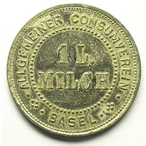 1 L. MILCH   Zn Ni,R,   24,8 mm   TTB