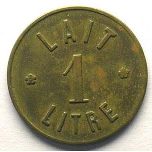1 Litre de Lait   Lt,R   21 mm   TTB