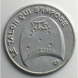 10 Cent  rouge/bleu    SUP
