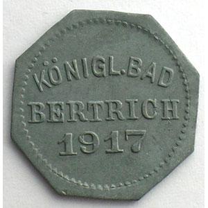 10 (Pf)   1917    SUP
