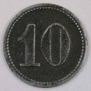 10 (Pf)   Zn, R   20,5mm    TTB