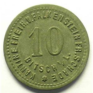 10 (Pf)   Zn, R   20,5mm    TTB+/SUP