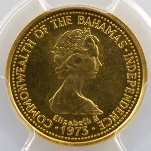 100 Dollars   1975    PCGS-MS67    FDC