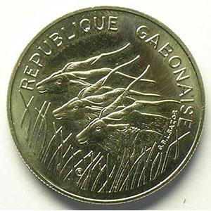 100 Francs   1975 Essai    FDC