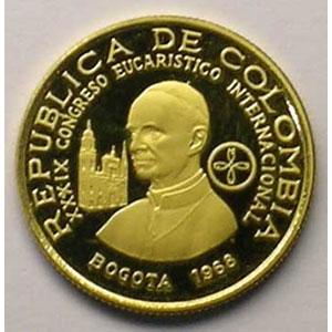 100 Pesos   1968    BE