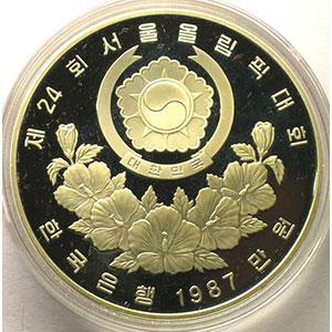 10000 Won   1987    BE