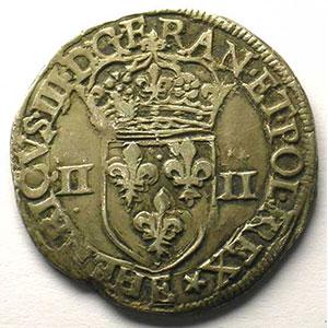 1579 E  (Tours)    TTB