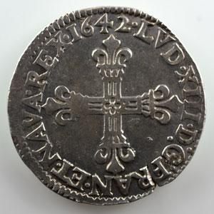 1642 C  (Saint Lô)    TTB/TTB+