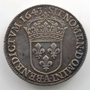 1643 A  (Paris)  point    TTB