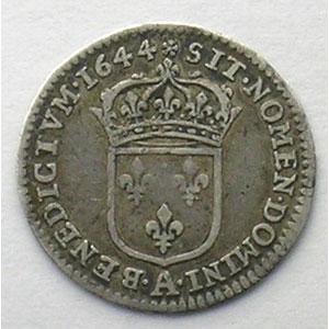 1644 A  (Paris)    B/TB