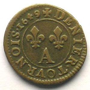 1649 A  (Paris)    TTB