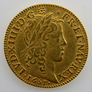1651 A  Paris    TTB