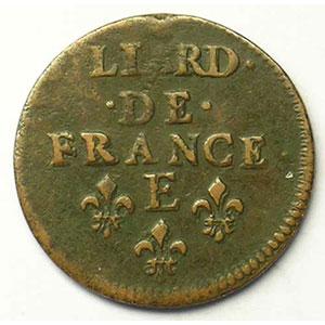 1655 E (Meung sur Loire)    TB+/TTB