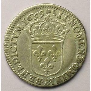 1659 B  (Rouen)    TB+/TTB