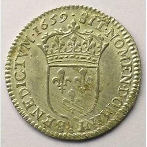1659 I  (Limoges)    TTB+