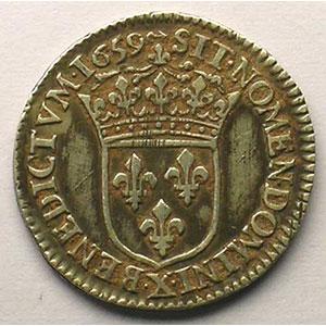 1659 X  (Amiens)    TTB/TTB+