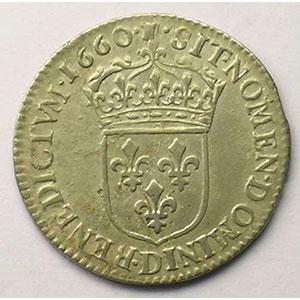 1660 D  (Lyon)    TTB