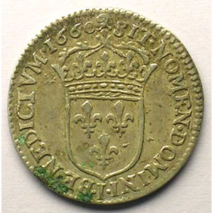 1660 I  (Limoges)    TTB/TTB+