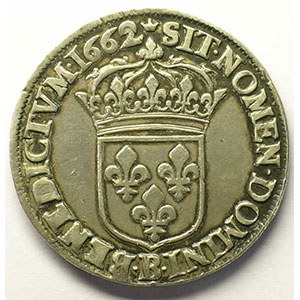1662 B  (Rouen)    TTB
