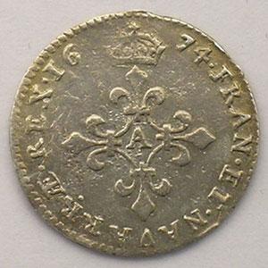 1674 A  (Paris)    TTB