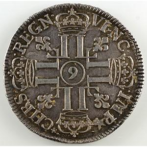 1690 9 (Rennes) réf.    TTB+/SUP