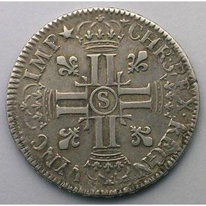 1691 S (Reims) réf.    TB+/TTB