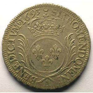 1693 A réf.  (Paris)    TTB