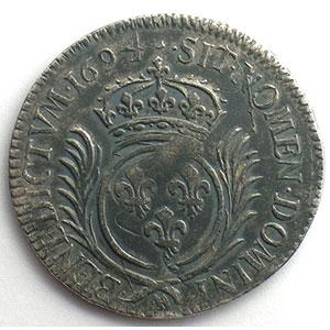 1694 AA  réf.  (Metz)    TTB