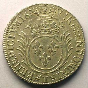 1694 T réf.  (Nantes)    TTB