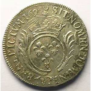 1694 V  réf.  (Troyes)    TTB