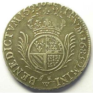 1695 W  réf.  (Lille)    TB+/TTB
