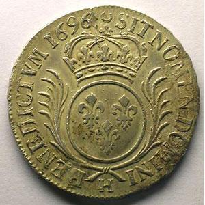 1696 H  réf.  (La Rochelle)    TTB