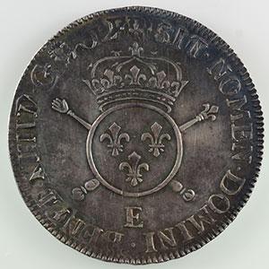 1702 E  réf.  (Tours)    TTB+/SUP