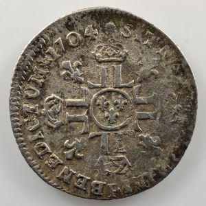 1704 P  (Dijon)  réf.    TTB