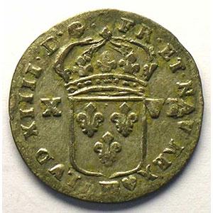 1708 BB  (Strasbourg)    TTB