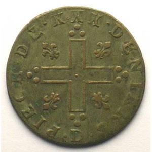 1713 D  (Lyon)    TTB