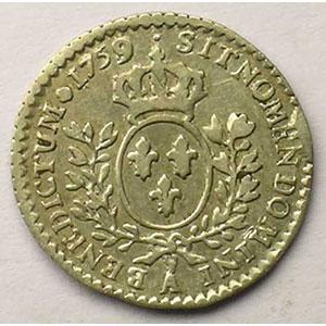 1759 A  (Paris)    TB+