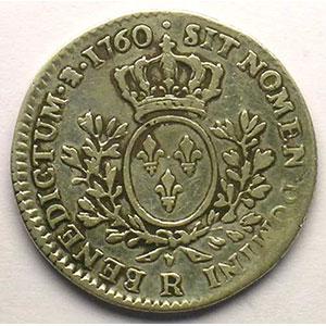 1760 R  (Orléans)    TB+