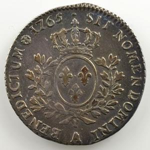 1765 A  1er sem.  (Paris)    TB+