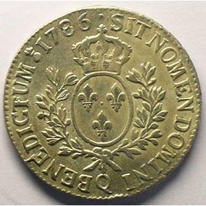 1786 Q  (Perpignan)    TTB+
