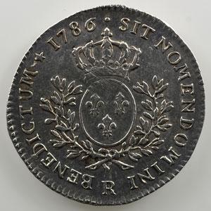 1786 R  (Orléans)    TTB
