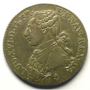 1788 H  (La Rochelle)    TTB