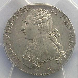 1788 W  (Lille)    PCGS-AU53    TTB+