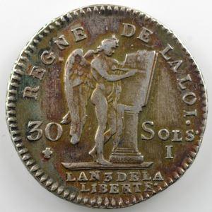 1791 I  (Limoges)  2° sem.    TTB
