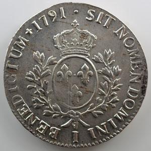1791 I  (Limoges)    TTB+/SUP