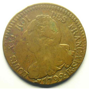1792 BB  (Strasbourg)    B