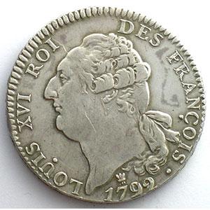 1792 I  (Limoges)  2° sem.    TTB/TTB+