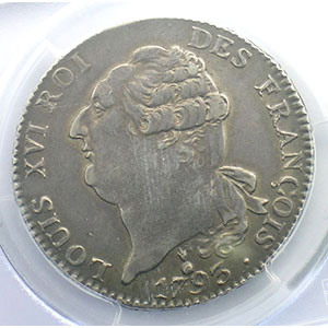 1793 AA  (Metz)    PCGS-AU55    TTB+/SUP